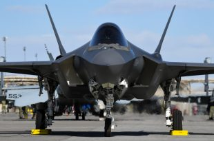 U.S. Air Force Lockheed Martin F-35 Lightning II Has 873 Unresolved Deficiencies