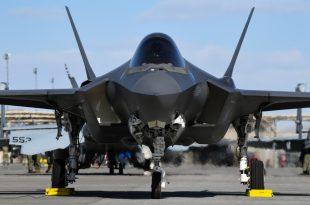 U.S. Air Force Lockheed Martin F-35 Lightning II Has 873 Unresolved Deficiencies