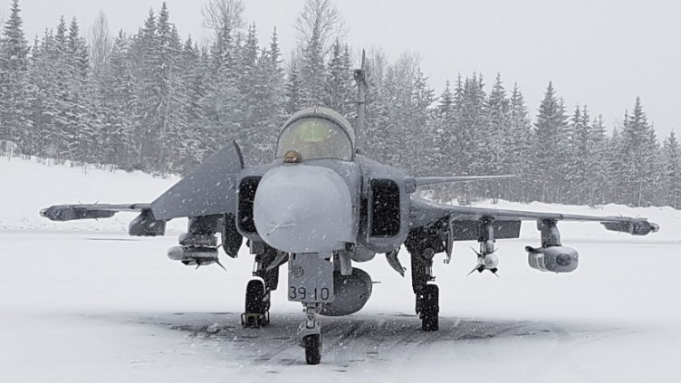 Saab's Gripen & GlobalEye Aircraft Participating In Finnish HX Fighter Procurement Programme