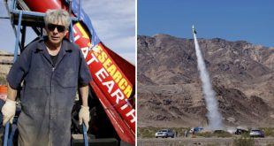 Daredevil 'Mad Mike' Hughes Dies In Failed Rocket Launch To Prove Earth Is Flat