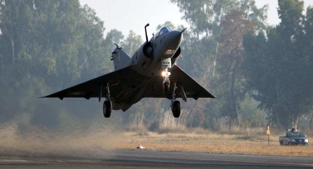 Pakistan Air Force Dassault Mirage III Crashed After Takeoff From Rafiqui Air Base