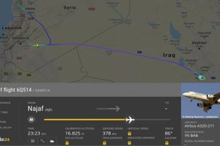 Plane With 172 Passengers On Board Nearly Hit By Syrian Air Defense During Israeli Raid