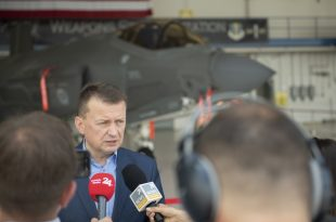 Poland To Station New F-35A Lightning II Fighter Jets At Lask Air Base