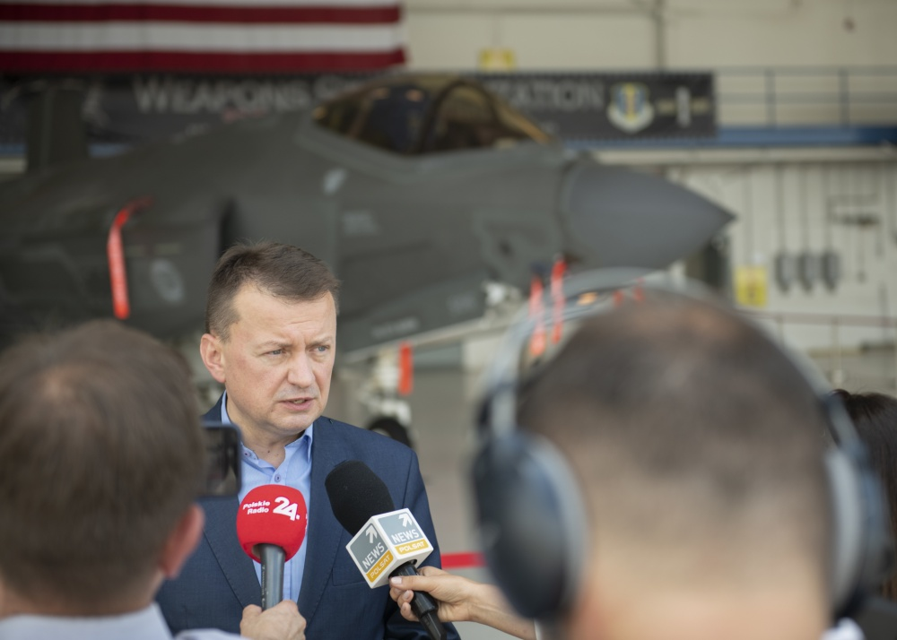 Is Polish Air Force Capable Of Operating F-35 Lightning II Fighter jets Fleet?