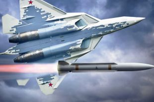 Russia Has Developed Prototype Of Hypersonic Missile For SU-57 Stealth Fighters Jet