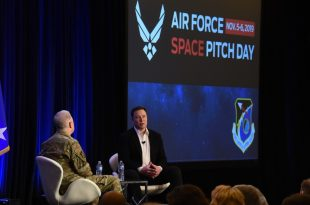 SpaceX's Founder Elon Musk Tells Air Force Pilots: 'The Fighter Jet Era Has Passed'