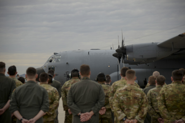 U.S. Air Force To Retires Its First EC-130H 'Compass Call' Aircraft After 37 Years