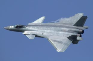 Chinese Fighter Jets To Get New Low Observable Coatings To Make Them Harder To Detect