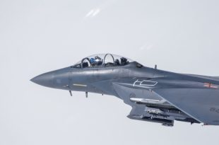 U.S. Air Force Successfully Tests New Advanced Medium-range Air-to-air Missile