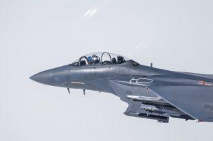 U.S. Air Force Successfully Tests New Advanced Medium-range Air-to-air Missile