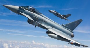 Germany To Acquire 93 Eurofighter Typhoon & 45 F/A-18E/F Super Hornets/Growlers To Replace Panavia Tornado Bombers