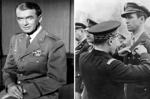 The Story Of Hollywood Star Who Became U.S. Air Force Two Star General