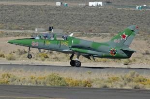 Russian Air Force Aero L-39 Albatros Combat Trainer Crashes During Training Flight
