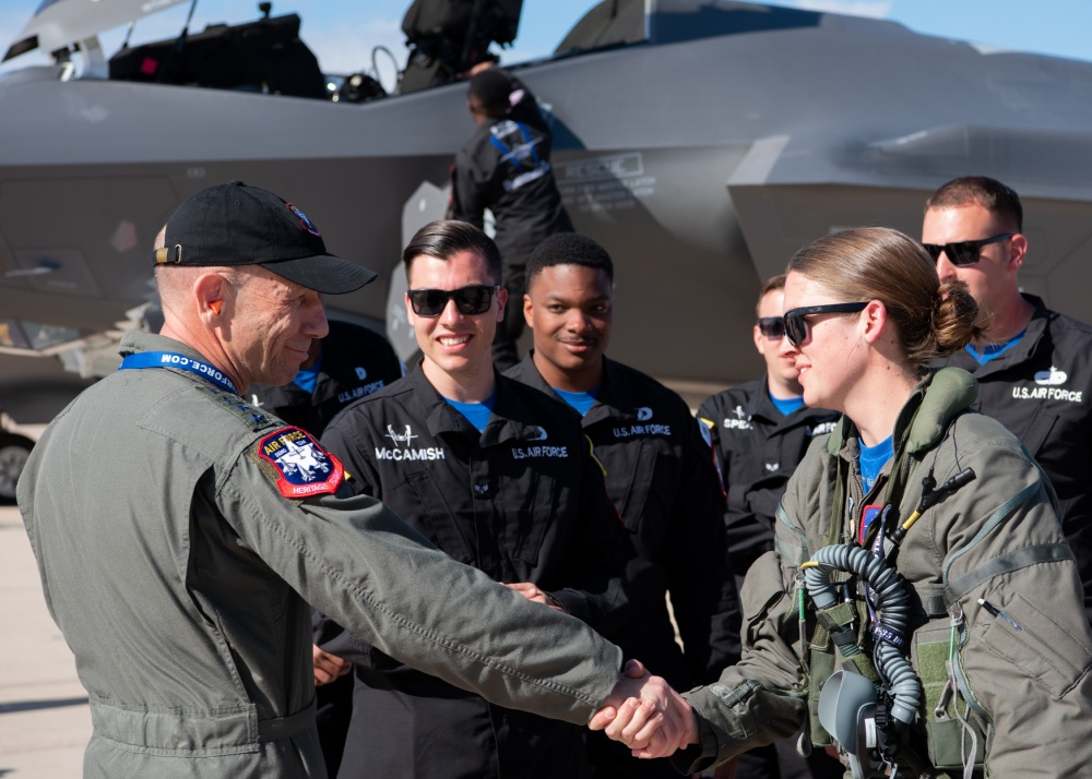 Lockheed Martin Has Reported Trained 1,000th Pilot & 9,000th Maintainer For The F-35 Lightning II program