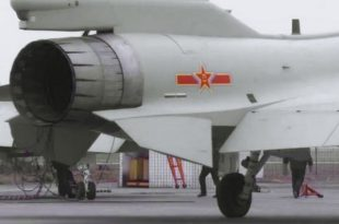 PLAAF Fighter Jet Crashes After Bird Strike, Pilot Ejected Safely