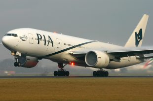 Czech & Hungarian Air Force Fighter Jets Scrambled After PIA Boeing 777 Loses Radio Contact Over Europe