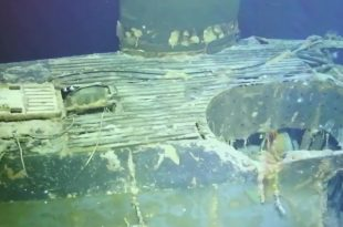 Explorers Finds Lost Cold War-Era U.S. Navy Submarine That Sank 60 Years Ago