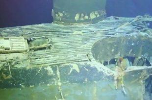 Explorers Finds Lost Cold War-Era U.S. Navy Submarine That Sank 60 Years Ago