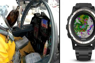Here's Why U.S. Air Force Fighter Aircraft Pilots Use Garmin Smartwatches