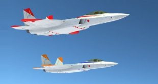 Japan Rejects American and British Plans For Next-Generation Fighter Jet