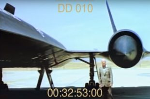 "Watch: Kelly Johnson Talks About His Greatest Creation ""The World's Fastest Aircraft"""