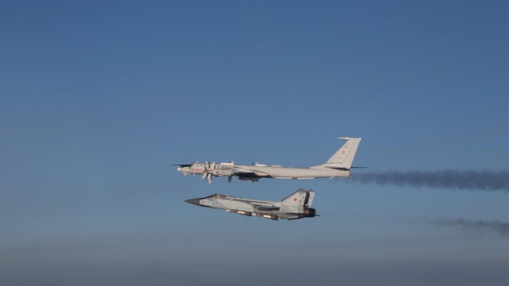 Norwegian New F-35A Fighter Jets Scrambled For First Time To Intercept Russian Aircraft