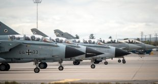 Red Flag 20-2 & Red Flag Alaska Cancelled As Nellis Air Force Base Reports COVID-19 Cases