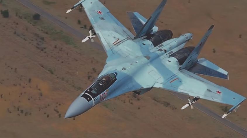 Russia Denies Reports Of Indonesia Cancelling Sukhoi Su-35 Fighter Jets Deal