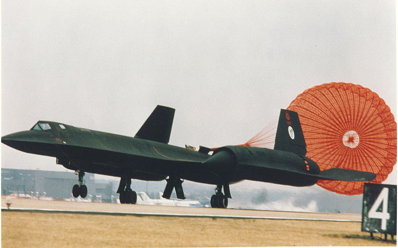 30 Years Ago Today An SR-71 Blackbird Flew From LA To Washington DC In 1 Hour