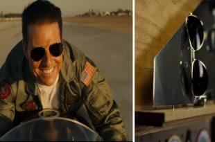 Here Are The Sunglasses Tom Cruise Wearing In Top Gun: Maverick Movie