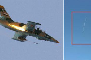 Libya's LNA Forces Shot Down GNA Air Force Aero L-39 Albatros Jet Killing Two Pilots
