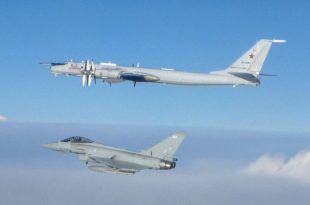 Why Are Russian Military Aircraft Flying In Irish-controlled Airspace Post-Brexit?