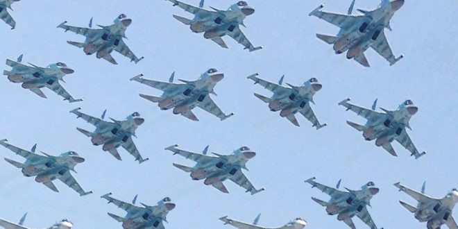 55 Fighter Jets & 20 Helicopters To Take Part In 2020 Moscow Victory Day Parade