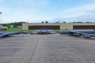 After 16 Years U.S. Air Force Abruptly Ends Continuous Bomber Presence In Guam