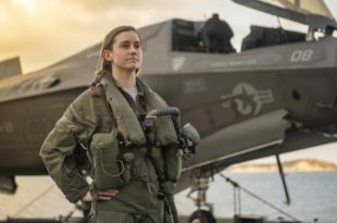 The Story Of U.S. Air Force Female Pilot Who Becomes U.S. Marine Corp F-35B Pilot