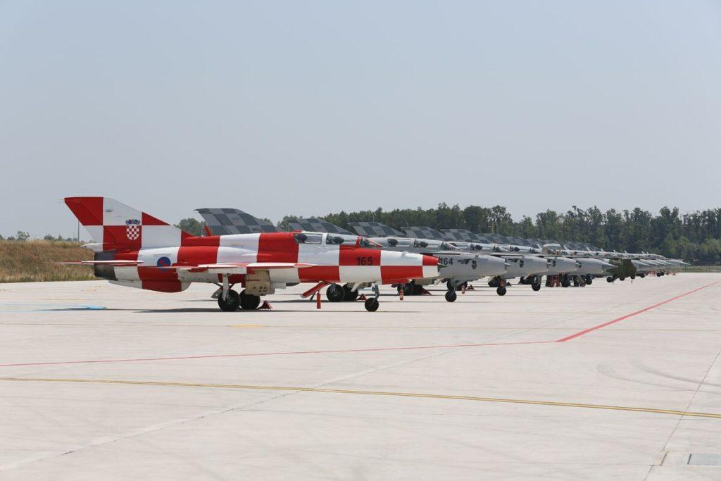 Croatia Postpone Fighter Jet Procurement Procedure Due To COVID-19 Crisis