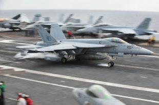 U.S. Navy Receives Final F/A-18E/F Super Hornet Block 2 Fighter Jet