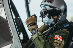 French Air Force Fighter Jets Pilots Gets New YEMA Superman Watches