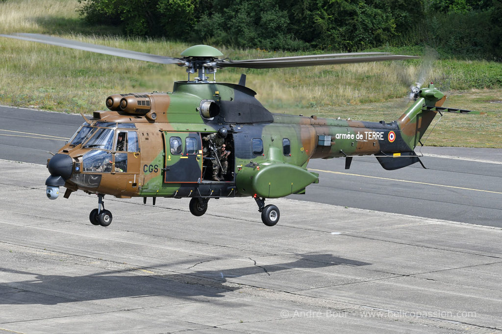 Two Dead & Five Injured In French Military Helicopter Crash