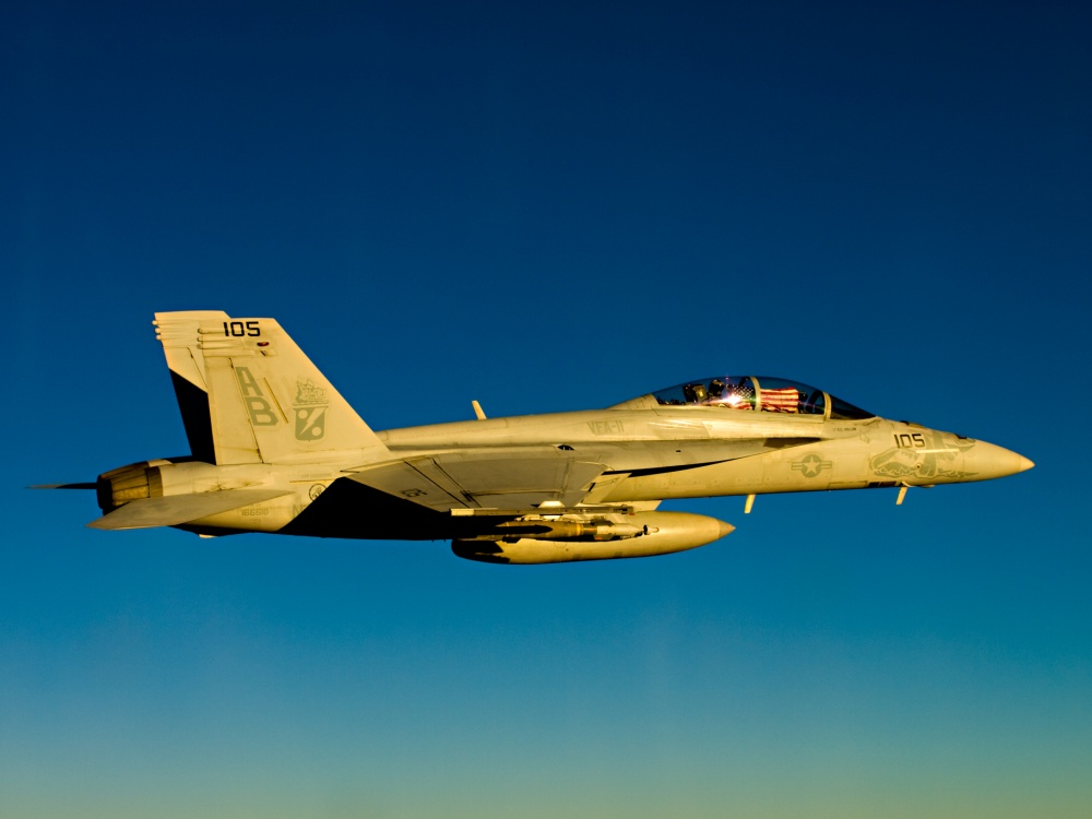 Germany Picks Boeing F/A-18E/F Super Hornet To Replace Aging Tornado Fleet