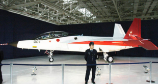 Japan Considering Exporting Upcoming Sixth Generation Fighter Jet