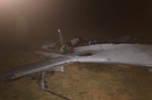 Libya's LNA Forces Shoots Down Two Turkish Drone Operated By GNA