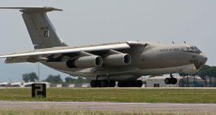 Ukraine To Upgrade Pakistan Air Force Ilyushin IL-78 Tanker Plane