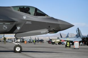 Pentagon Orders 78 New F-35 Lightning II Joint Strike Fighters Jet