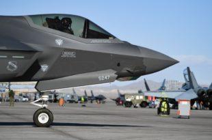 Pentagon Orders 78 New F-35 Lightning II Joint Strike Fighters Jet