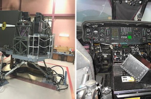 U.S. Army UH-60 Black Hawk Helicopter Simulator Is Up For Sale