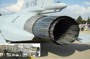 Why JF-17 Thunder Fighter Jet Used Russian RD-93 Engine?