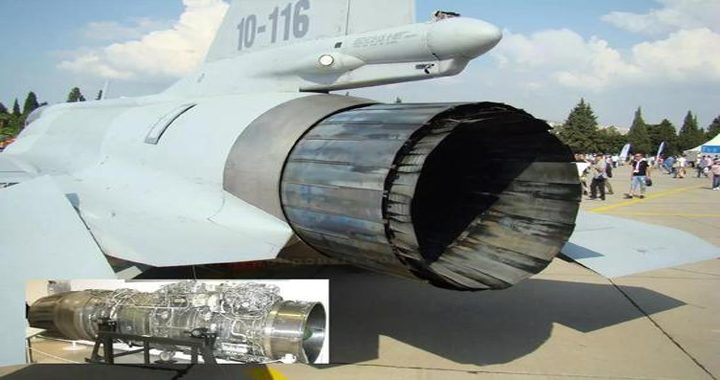 Why JF-17 Thunder Fighter Jet Used Russian RD-93 Engine ...
