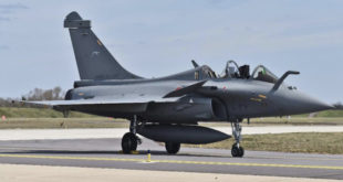 64 Year Old French Civilian Passenger Accidentally Ejected Himself From Rafale Fighter Jet: Report