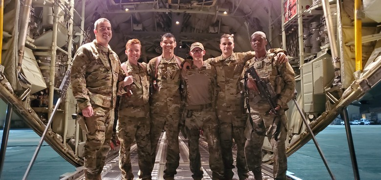 Video Shows C-130 Dodging RPG Over Afghanistan, Aircrew Receives Combat Action Medal